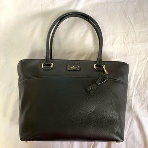 Kate Spade Black Tote Bag Purse Women Work